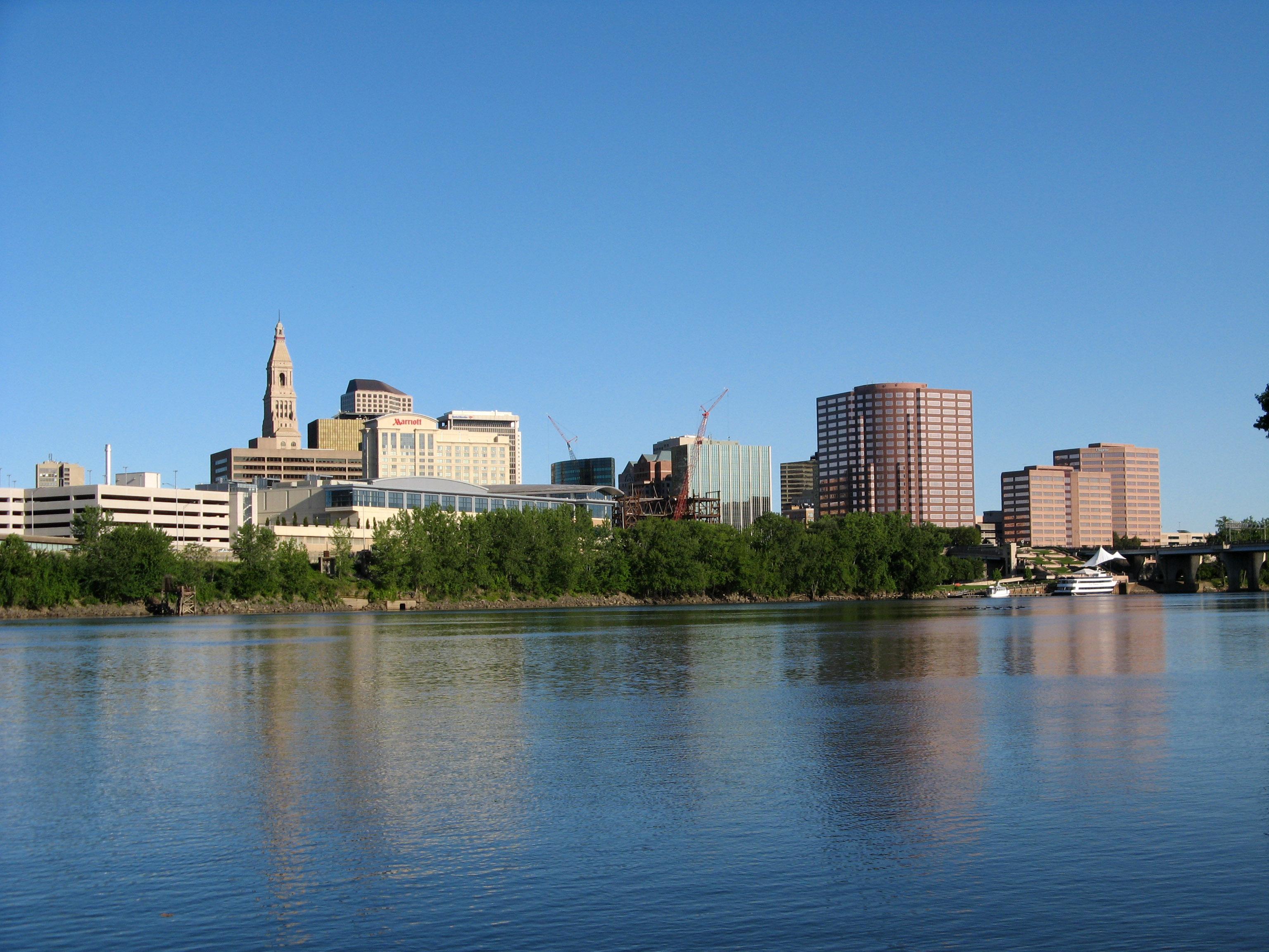 Downtown-Hartford-Skyline